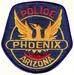 Phoenix, AZ Police Logo