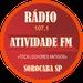 Rádio Louvor Antigo - Rádio Atividade FM Logo