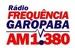 Rádio Frequência Garopaba Logo