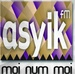 RTM - Asyik FM Logo