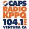 CAPS Radio - KPPQ-LP Logo