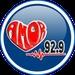Amor 92.9 - XEER Logo