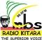Radio Kitara 96.9FM Masindi Logo