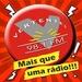Rádio Vertentes FM Logo