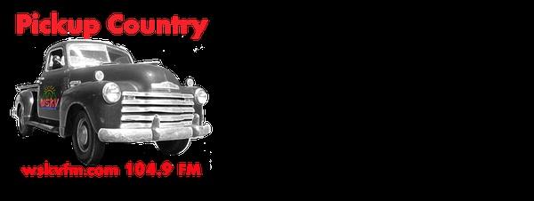 Pickup Country 104.9 - WSKV-FM