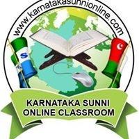 Karnataka Sunni Online Class Room - KSOCR