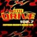 102.7 The Drive - KCNA Logo