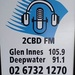 2CBD Community Radio Logo
