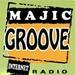 Majic Groove Internet Radio Logo