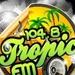 Tropic FM Lleida 104.8 Logo