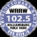 Revolutionary Radio 102.5 - WRRW-LP Logo