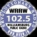 Revolutionary Radio 102.5 - WRRW-LP Logo