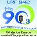 La 90 FM Lago Puelo Logo