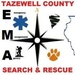 Tazewell County, IL EMA, Highway Department Logo