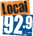 Local 92.9 - WBOS-HD2 Logo