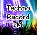 WOR FM Bogotá - Techno Record FM Logo