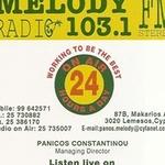 Melody Radio 103.1 FM Logo