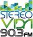 Stereo Vida - XEJPA Logo