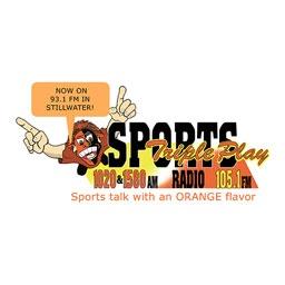 Triple Play Sports Radio - KOSB