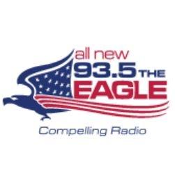 93.5 The Eagle - KOMT
