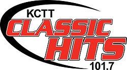 Classic Hits 101.7 - KCTT-FM