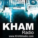 KHAM Radio Logo