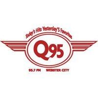 Q95 - KQWC-FM