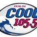 Cool 105.5 - KKHB Logo