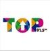 Top 91.5 FM - XHMRL Logo