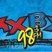 KXBX 98.3 FM Logo