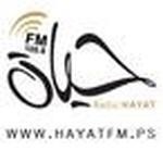 Hayat FM 100.8 Logo