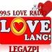 99.5 Love Radio Legazpi - DWCM Logo