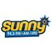 Sunny 94.3 - WAZZ Logo