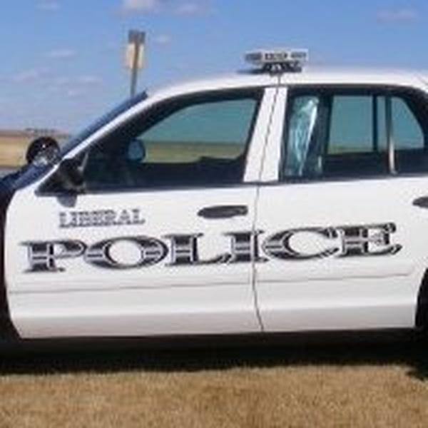 Liberal Police - VHF 453 15 - Liberal, KS