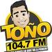 Toño 104.7 - XHCNE Logo
