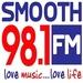 SMOOTH 98.1FM Logo