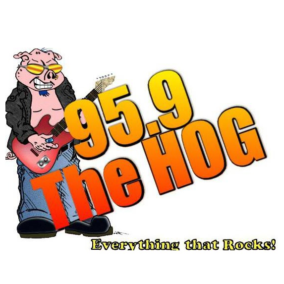 95.9 The Hog - WRZK