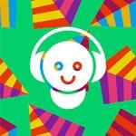 1.FM - Kids FM Radio Logo