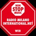 Radio Milano International - New Vibes Logo
