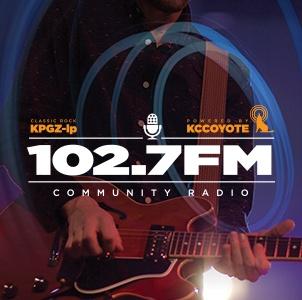 102.7 FM - KPGZ-LP