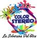 Color Estéreo 103.7 Y 104.0 Logo