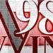 V-98.3 - WVIN-FM Logo