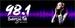 Radio Energia 98.1 FM Logo
