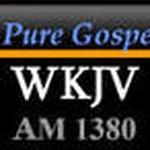 Pure Gospel WKJV - WKJV Logo