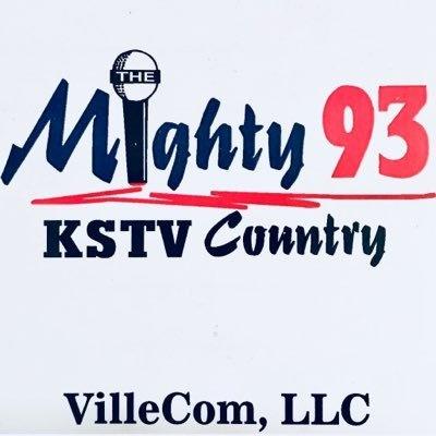 The Mighty 93 - KSTV-FM