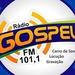 Rádio Gospel 101.1 Logo