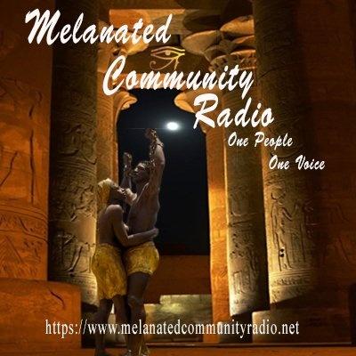 Melanated Community Radio (MCR)