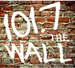 101.7 The Wall - WLLW Logo