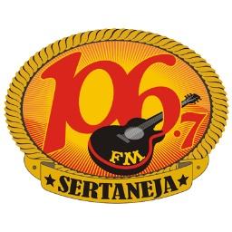 Sertaneja 106.7 FM