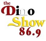 The Dino Show 86.9 Logo